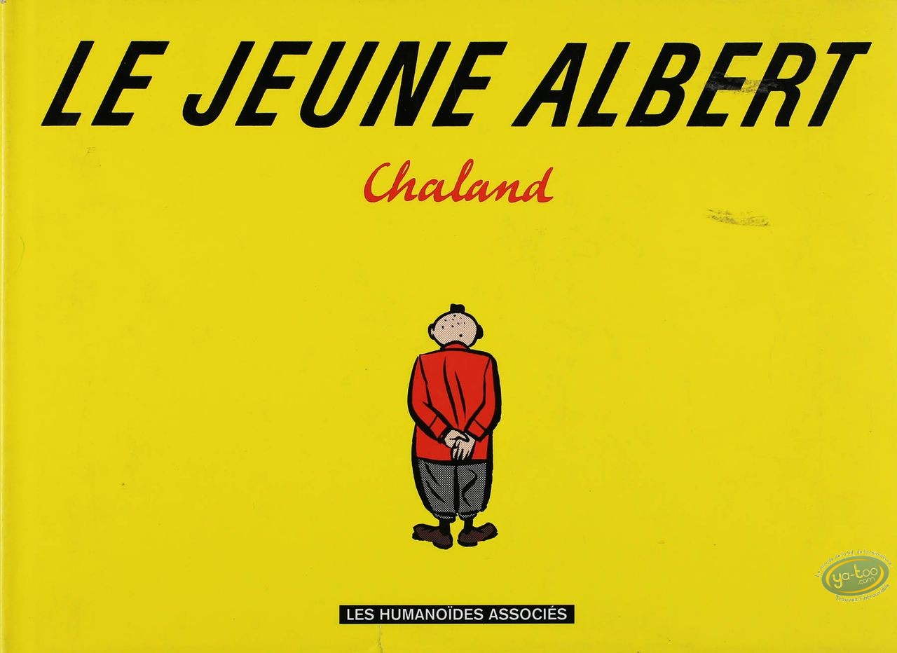 BD cotée, Jeune Albert (Le) : Le Jeune Albert