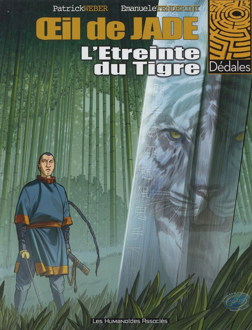BD occasion, Oeil de Jade : L'Etreinte du Tigre