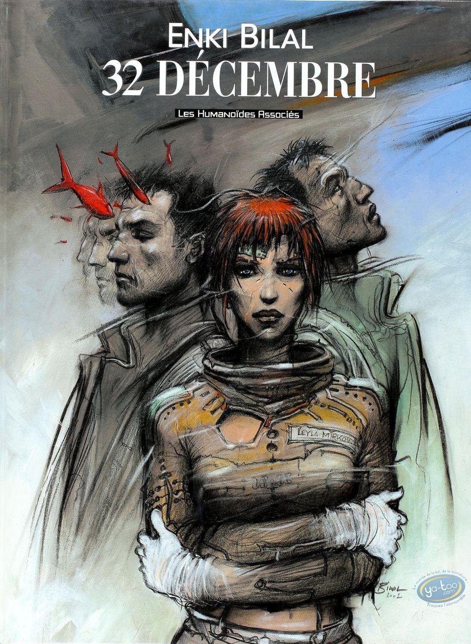 BD occasion, Sommeil du Monstre (Le) : 32 Décembre