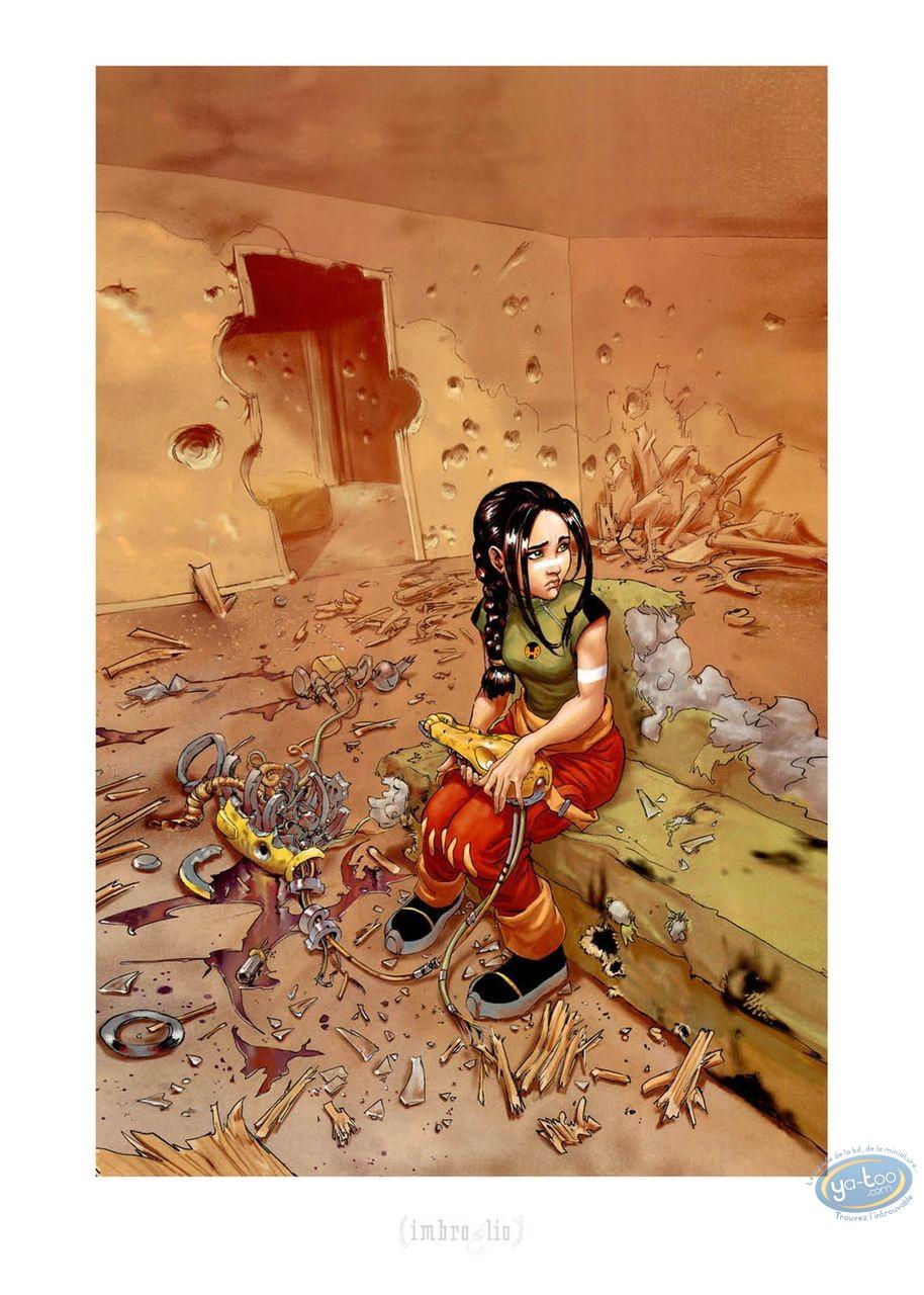 Affiche Offset, Sillage : Après le Combat