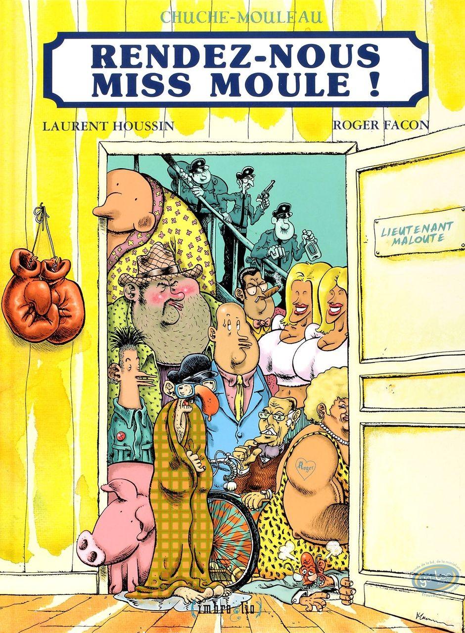 BD occasion, Rendez-Nous Miss-Moule! : Rendez-nous miss moule!