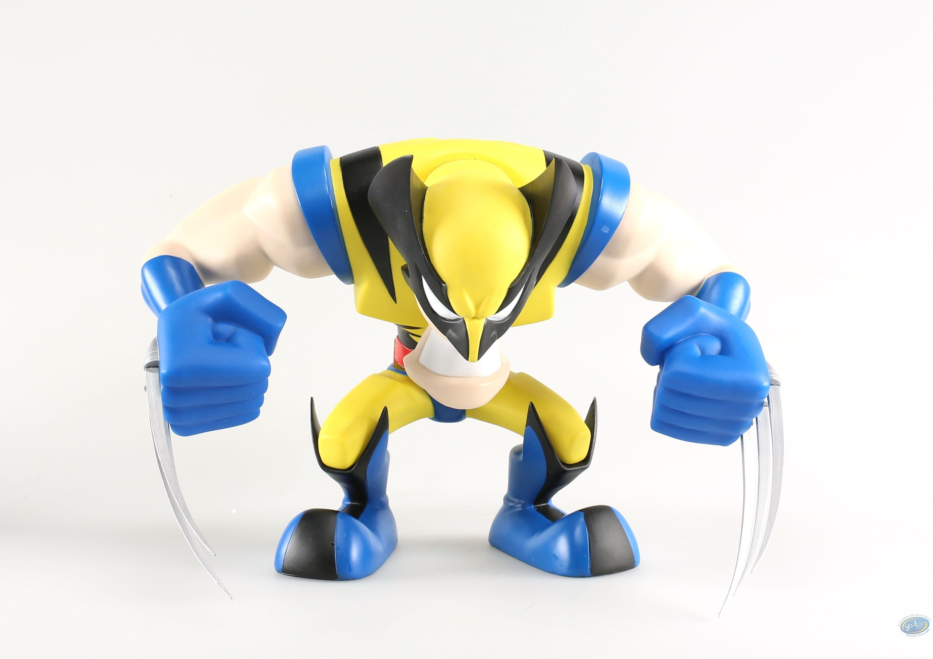 Statuette PVC, X-Men : Wolverine Super Deformed