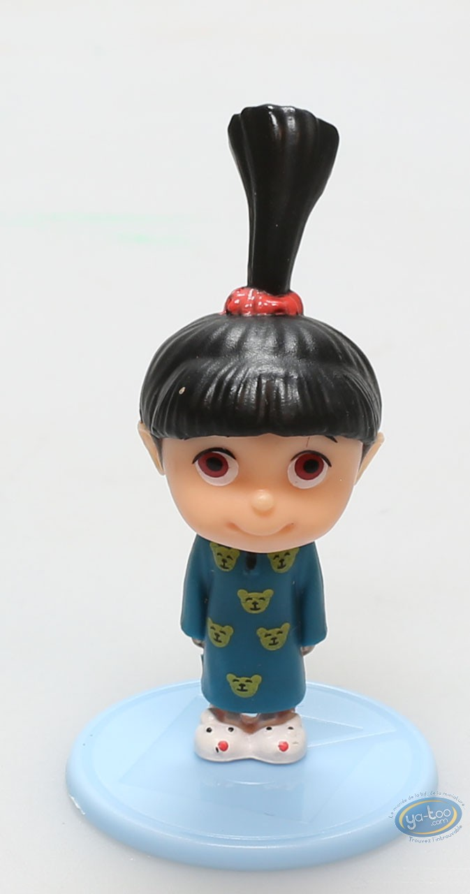 Figurine plastique, Moi, Moche et Méchant : Agnes en pyjama