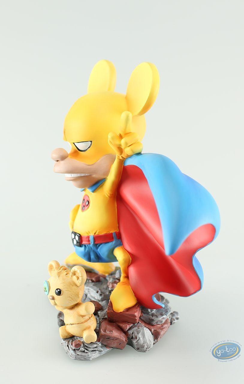 Statuette résine, Rat-Man : Rat-Man