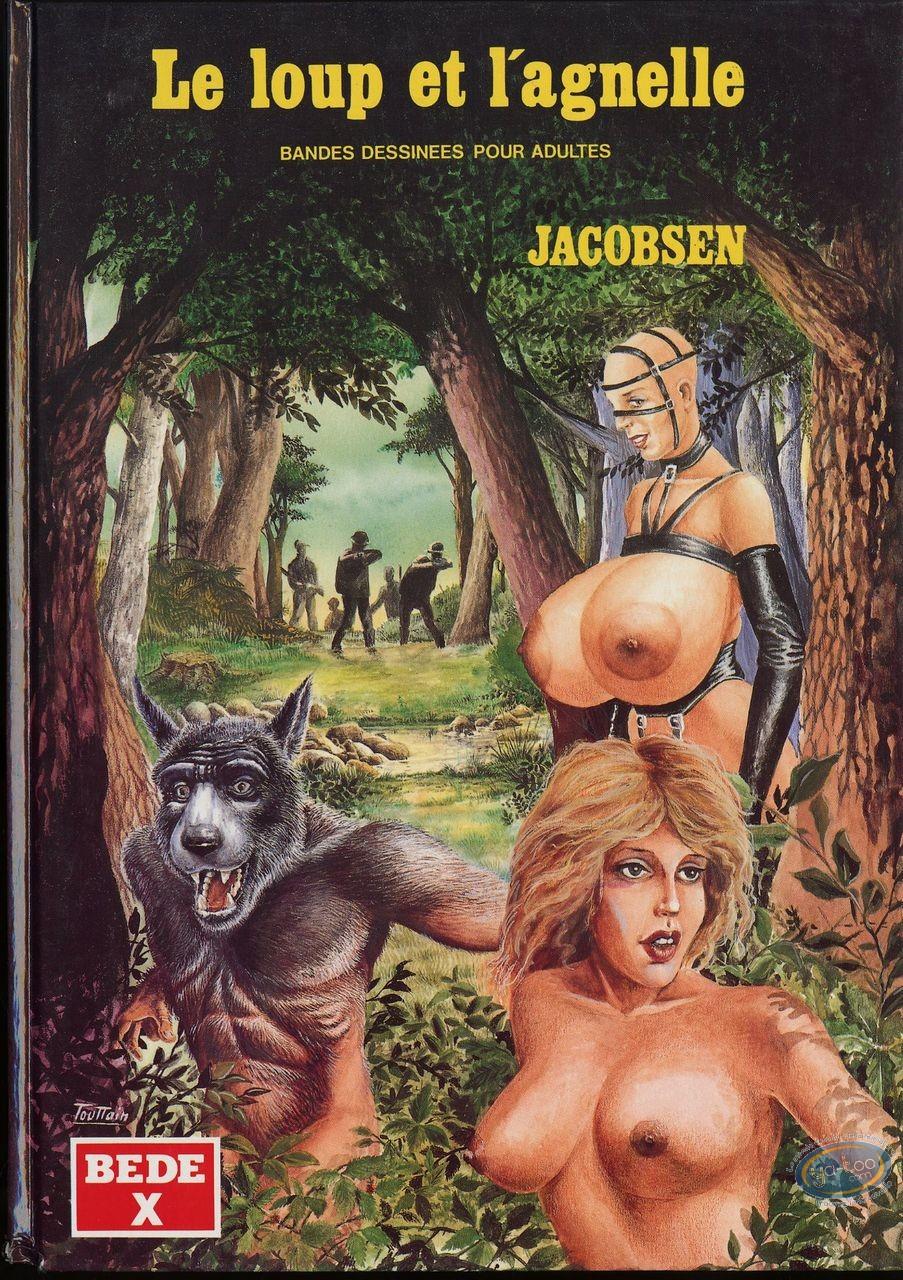 BD adultes, Le loup et l'agnelle