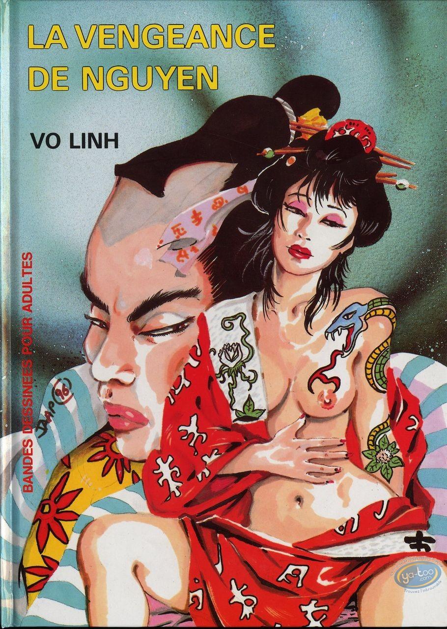 BD adultes, La vengeance de Nguyen