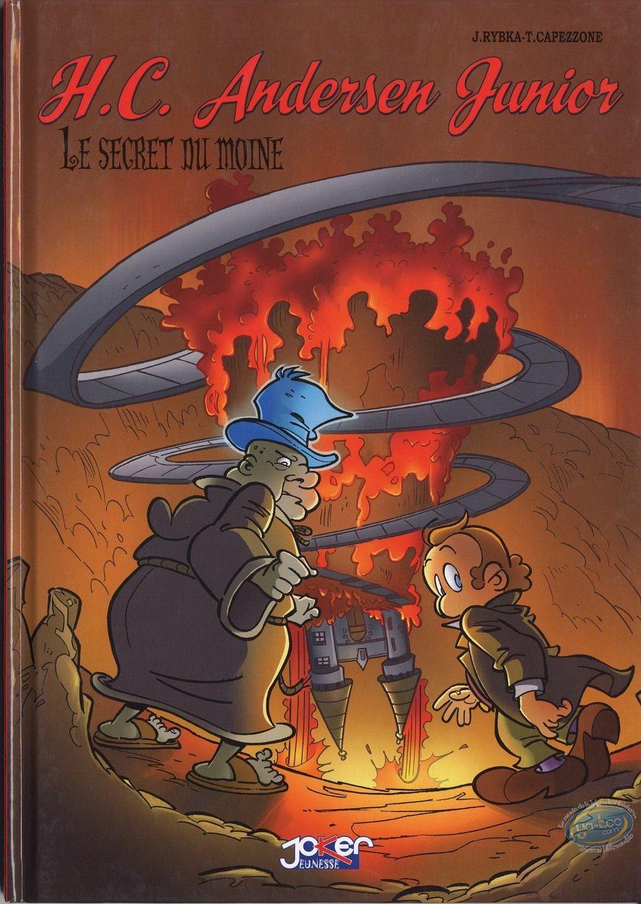 BD prix réduit, H.C. Andersen junior : H.C. Andersen junior: Le secret du moine