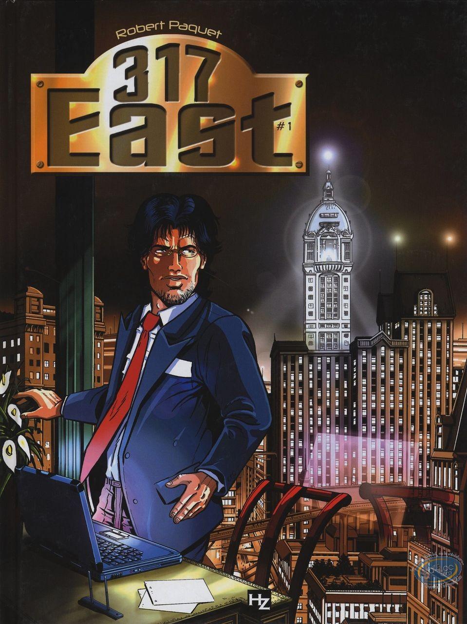 BD prix réduit, 317 East : 317 East