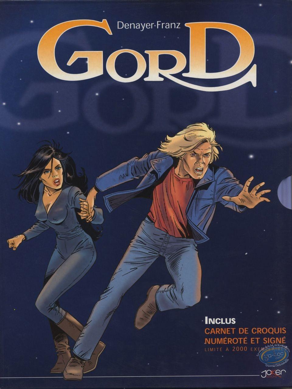 BD prix réduit, Gord : Gord Coffret