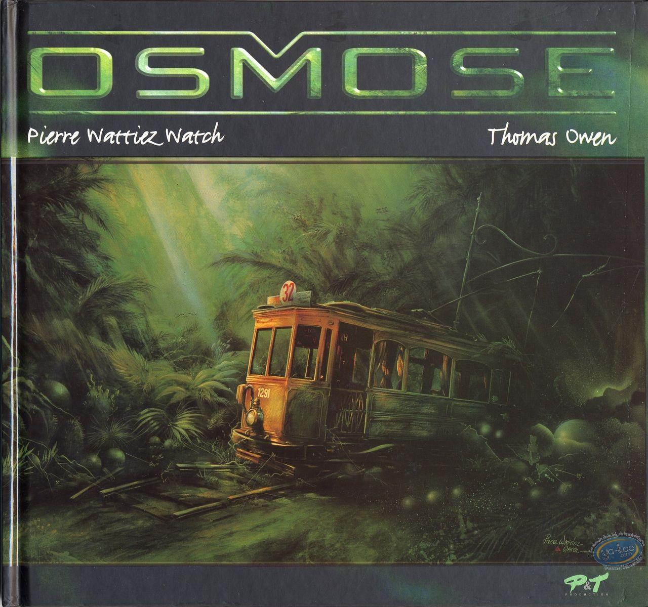 BD prix réduit, Osmose : Osmose Thomas Owen et Pierre Wattiez Watch