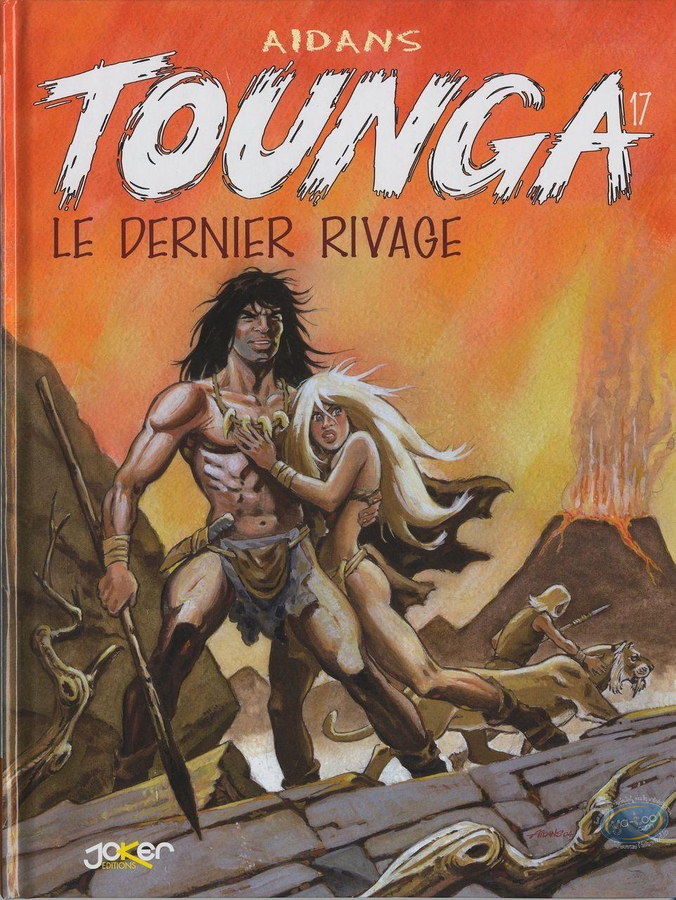 BD prix réduit, Tounga : Le dernier Rivage