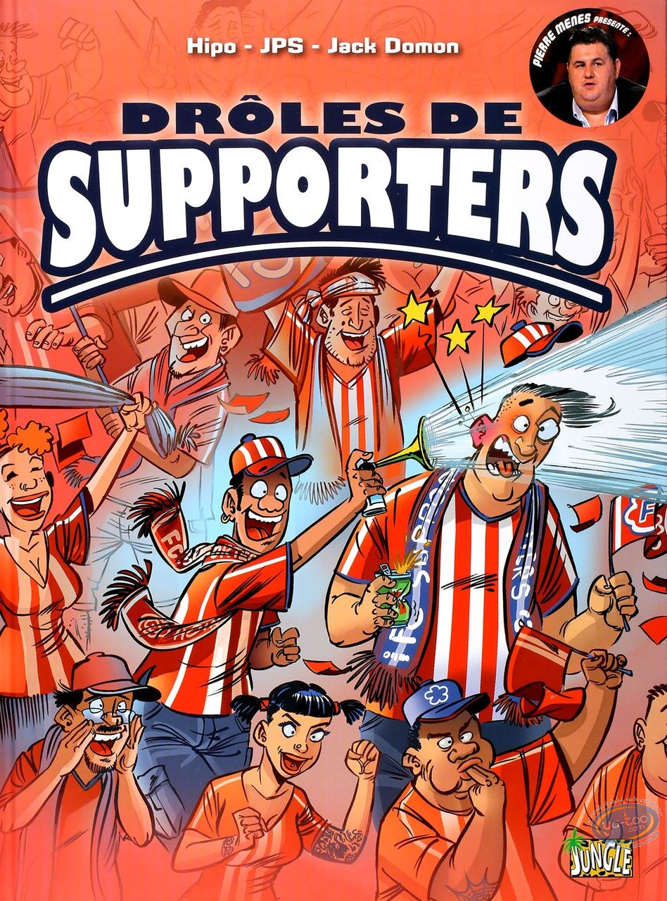 BD occasion, Drôles de Supporters : Drôles de supporters