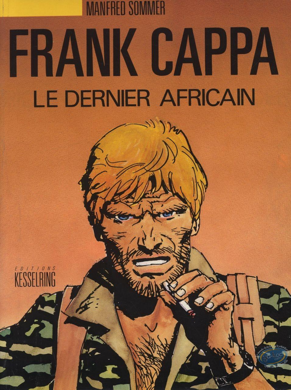 BD cotée, Frank Cappa : Franck Cappa, Le Dernier Africain