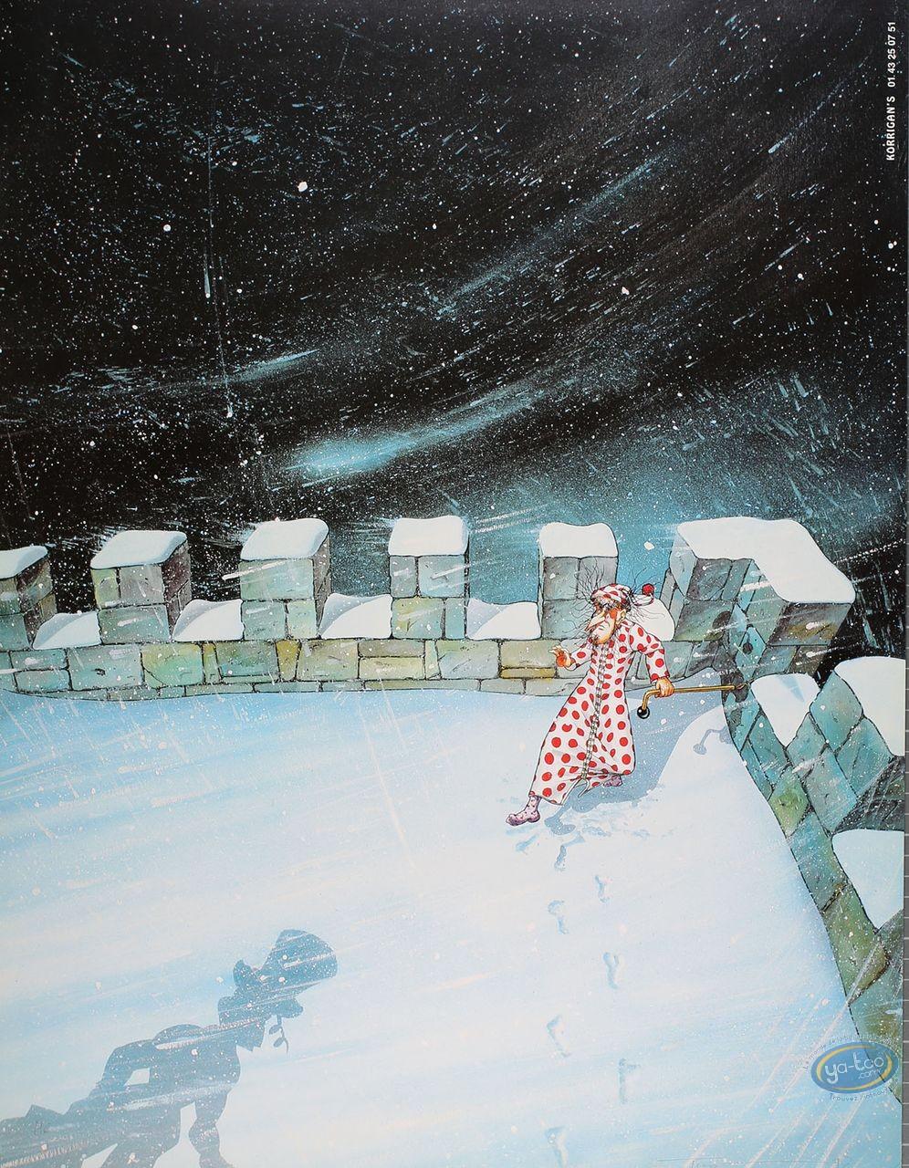 Affiche Offset, Nef des Fous (La) : Sur le toit