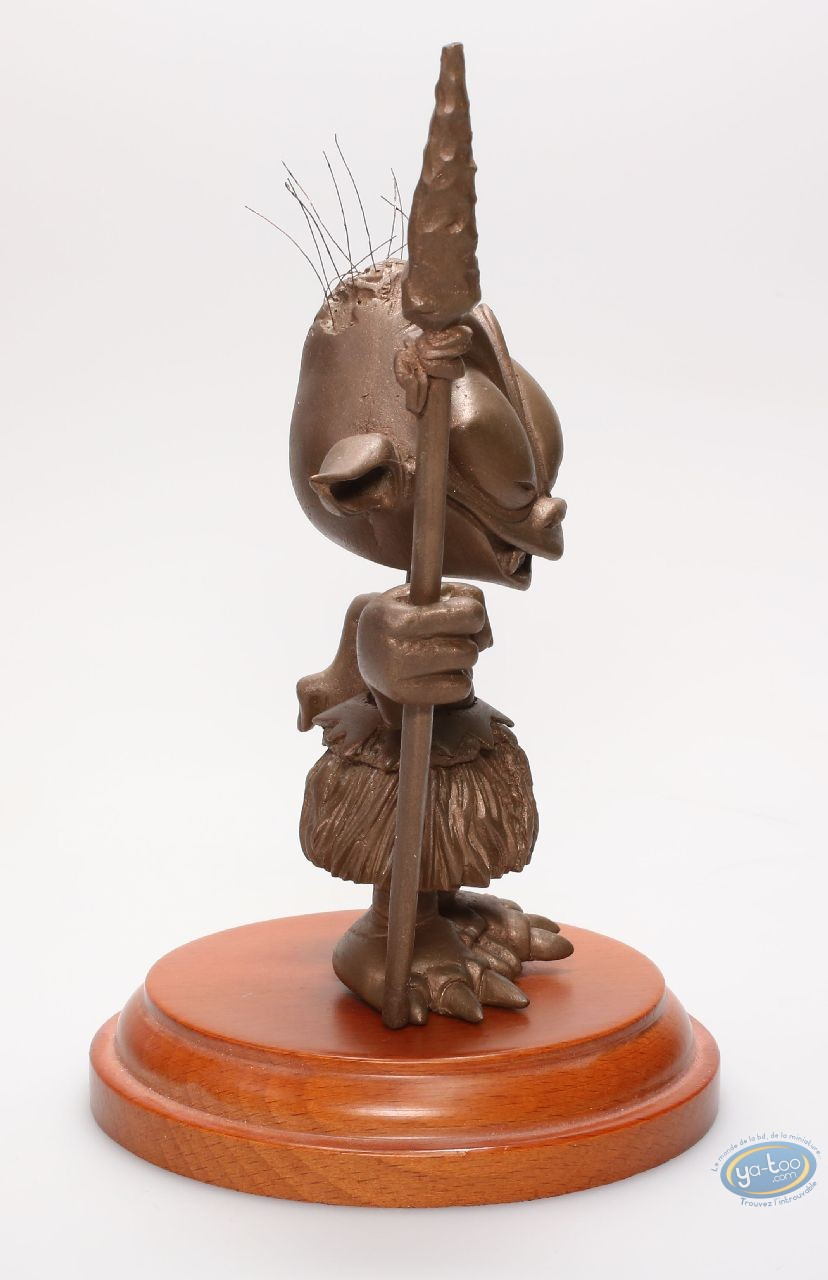 Statuette bronze, Peter Pan : Korrigan (bronze)
