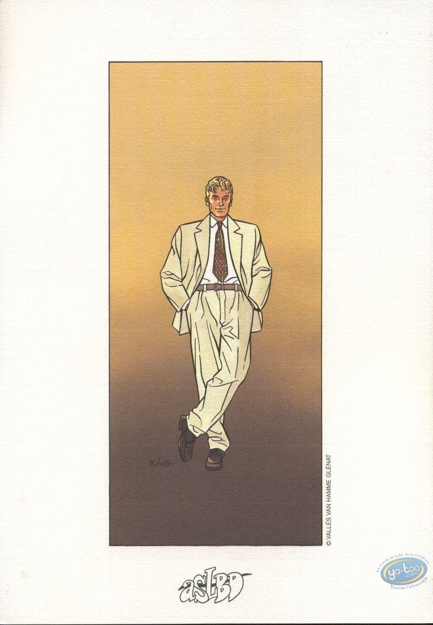 Ex-libris Offset, Maîtres de l'Orge (Les) : Homme