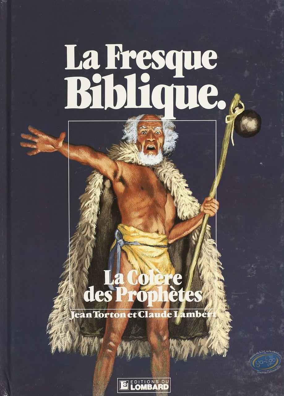 BD occasion, Fresque Biblique (La) : La colère des prophètes