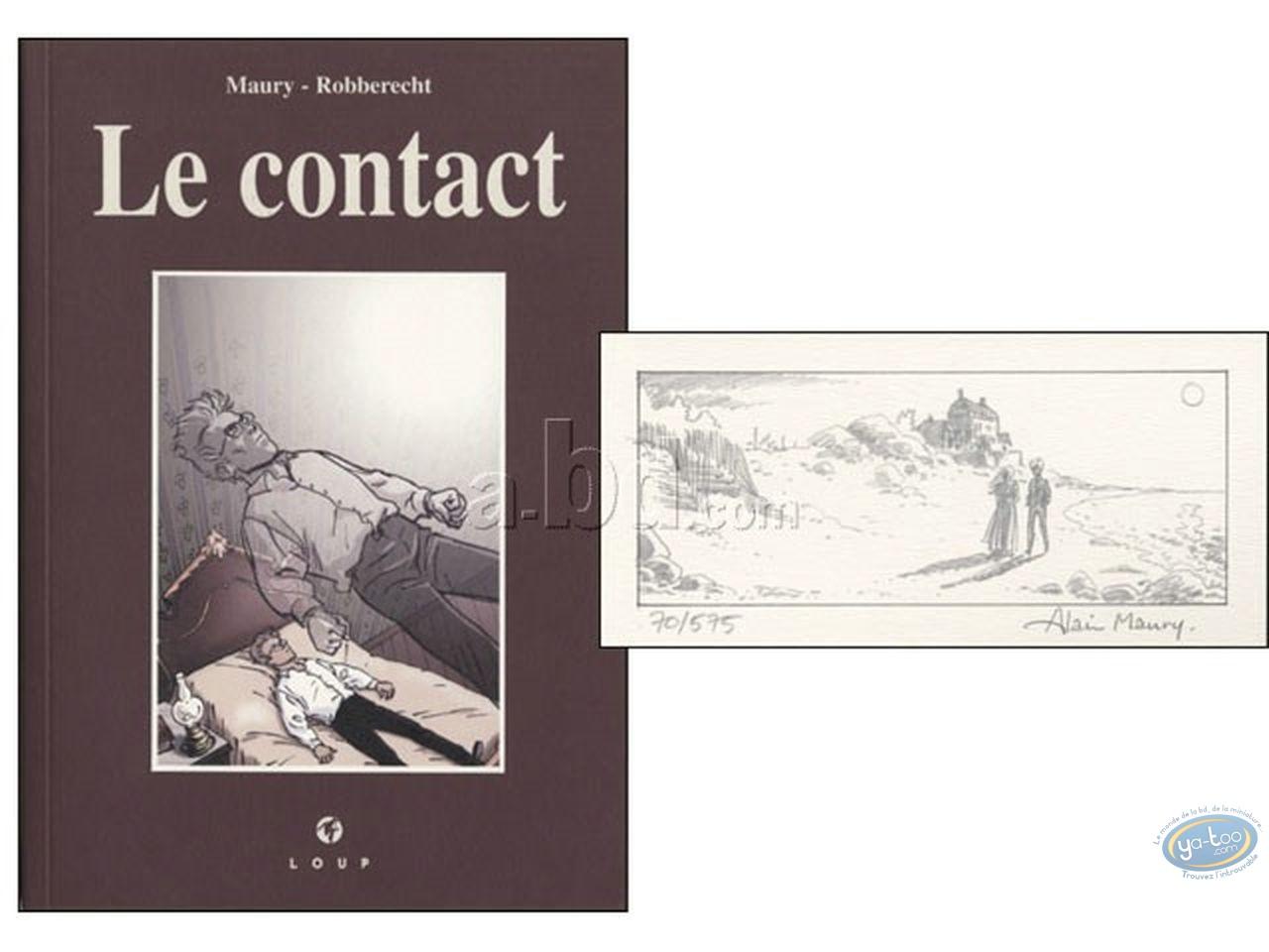 Album de Luxe, Contact (Le) : Le Contact