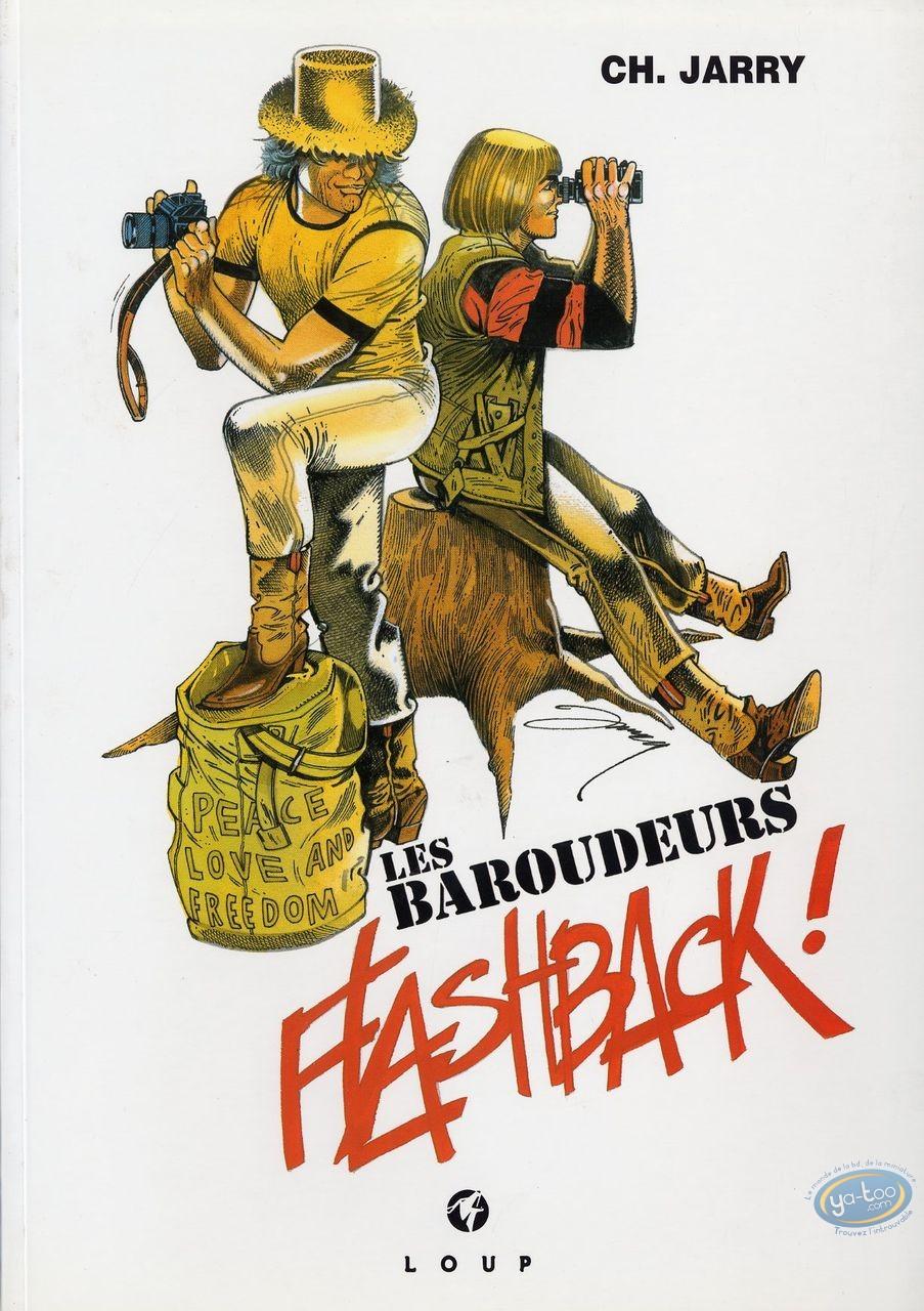 BD prix réduit, Baroudeurs (Les) : Flashback !