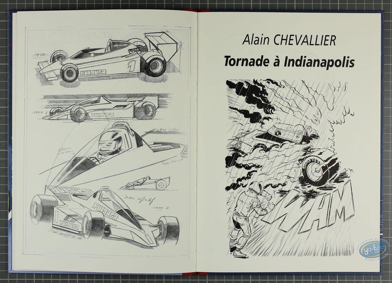 Tirage de tête, Casseurs (Les) : Les Casseurs - Alain Chevalier