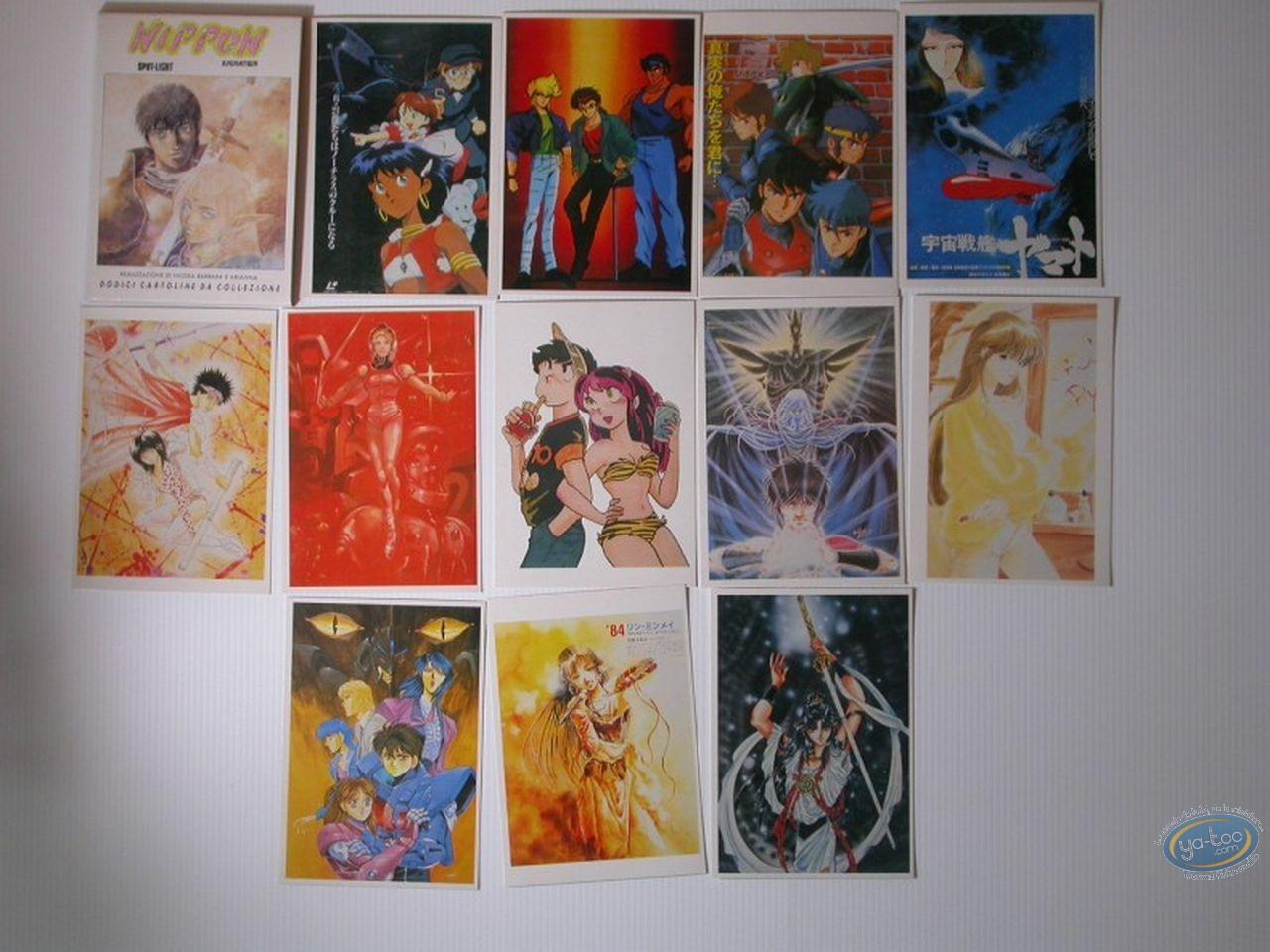 Portfolio, Nippon Animation