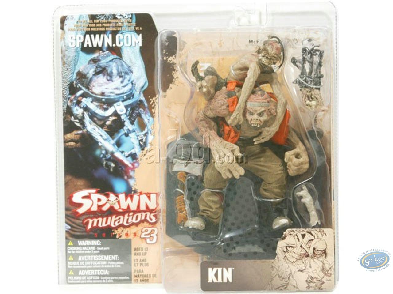 Action Figure, Spawn : Kin