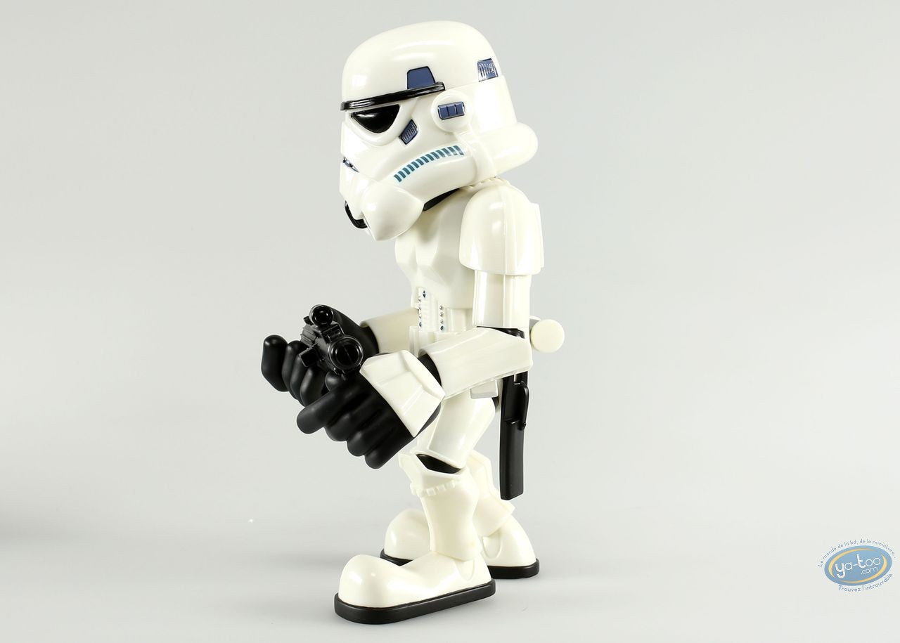 Statuette PVC, Star Wars : SW Stormtrooper Super Deformed