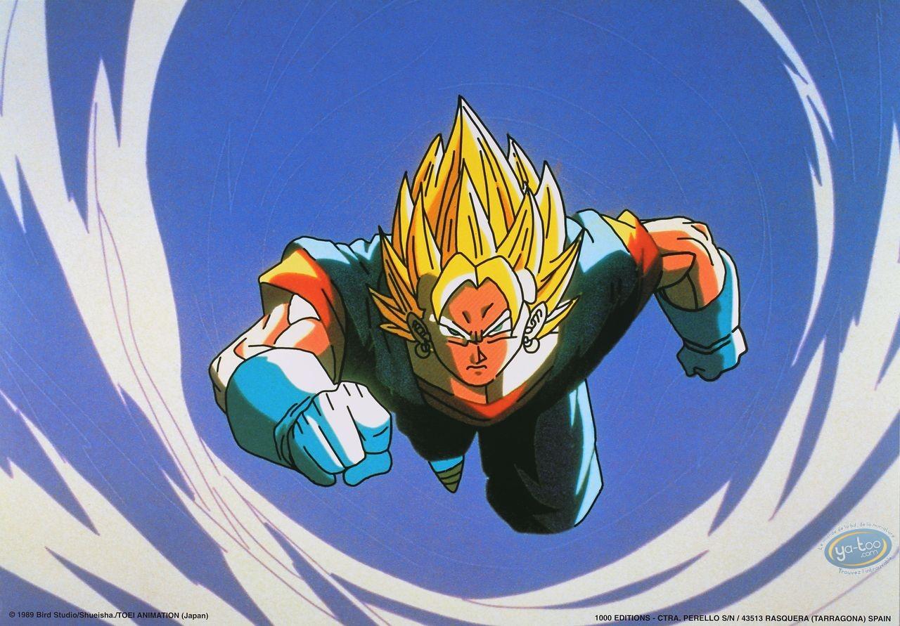Affiche Offset, Dragon Ball Z : Dragon Ball Z n°11