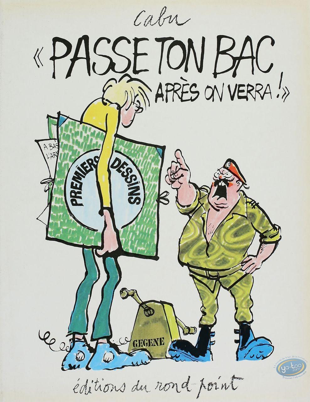 BD occasion, Passe ton Bac Après on Verra! : Passe ton bac après on verra!