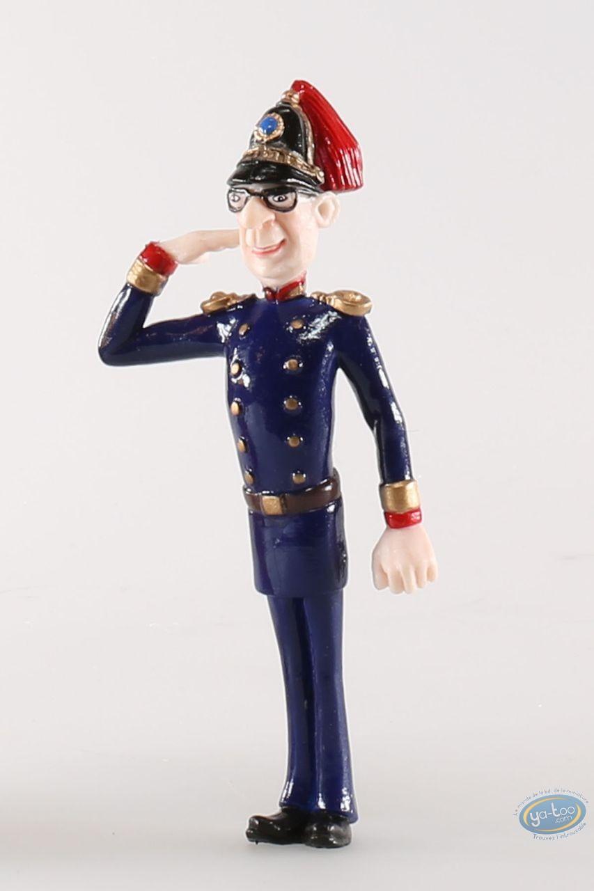 Figurine plastique, Lissi Und Der Wilde Kaiser : Garde du corps