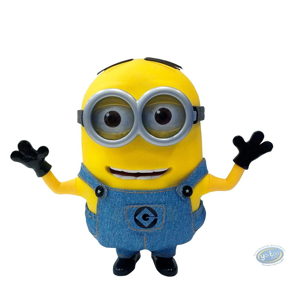 Jouet, Minions (Les) : Minion animé Dave