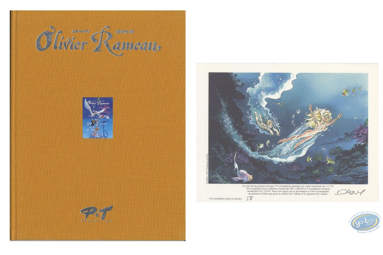 Tirage de tête, Olivier Rameau : La Trompette du silence