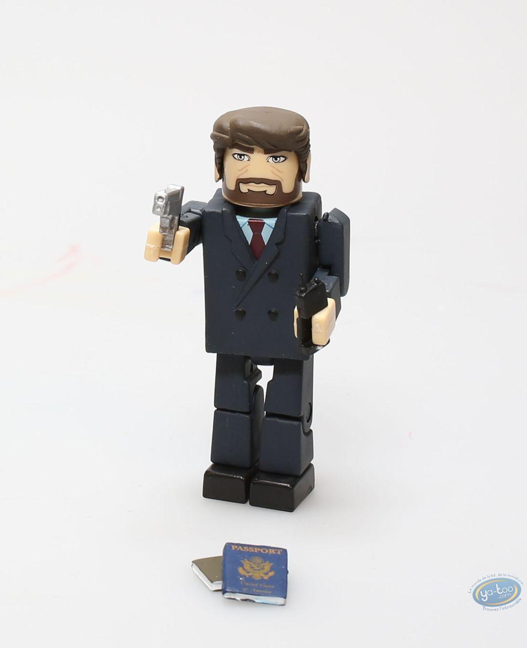 Figurine plastique, Die Hard : Karl