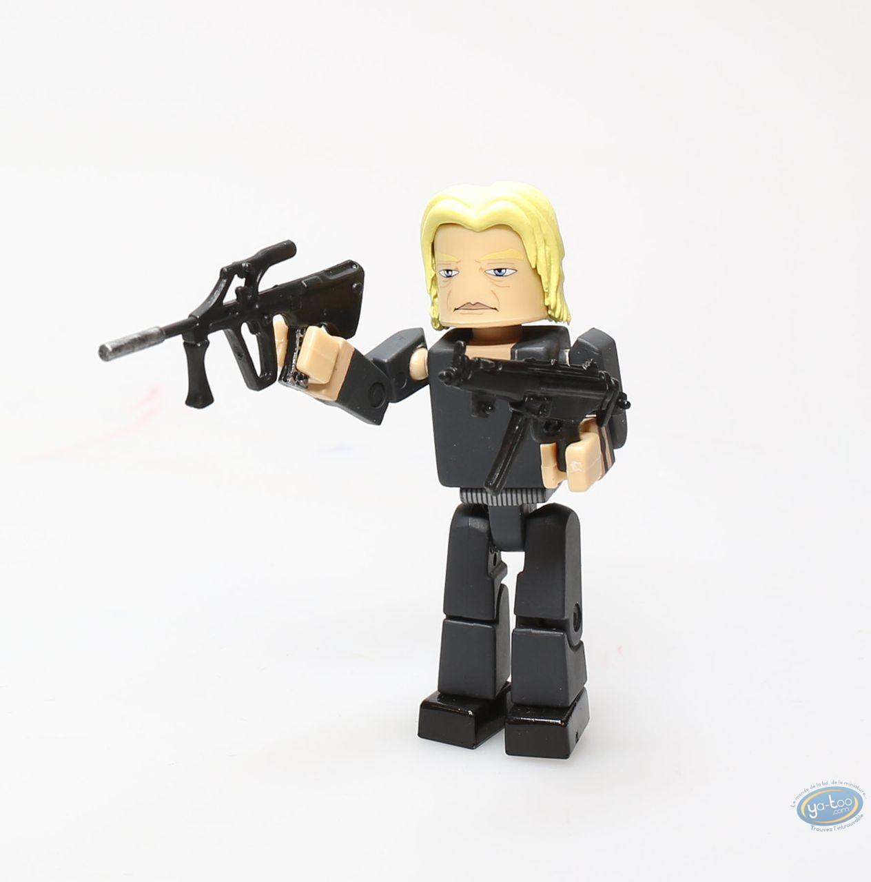 Figurine plastique, Die Hard : Al Powell