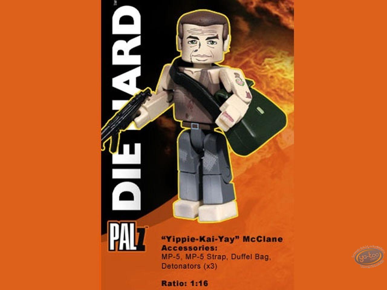 Figurine plastique, Die Hard : John McLane 1