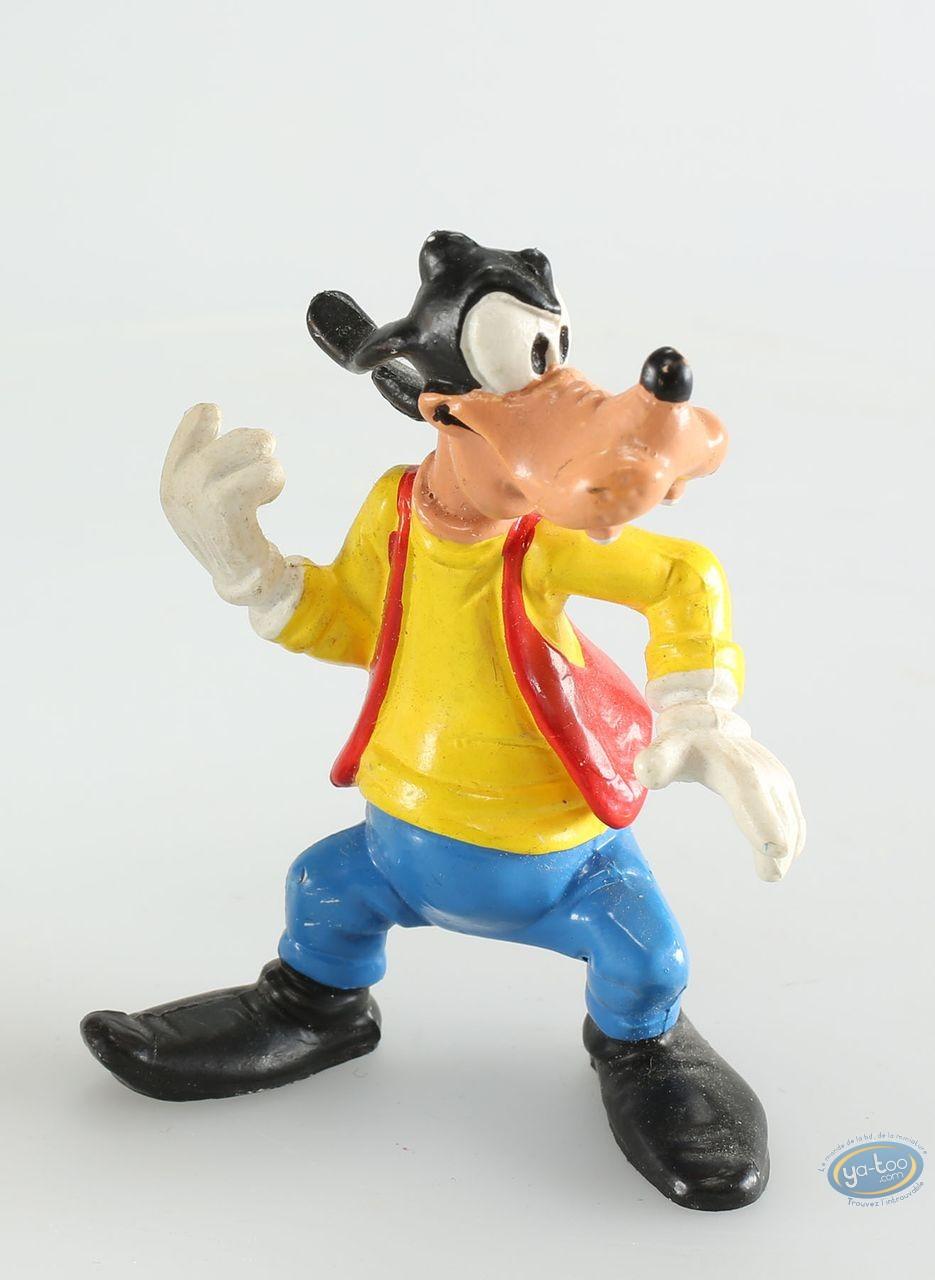 Figurine plastique, Mickey Mouse : Dingo, Disney