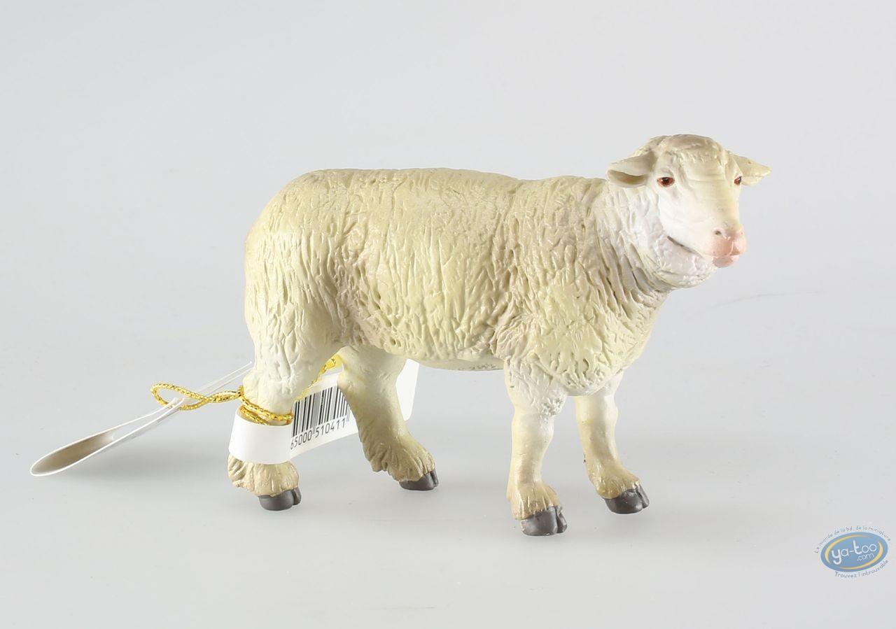 Figurine plastique, Animaux : Mouton