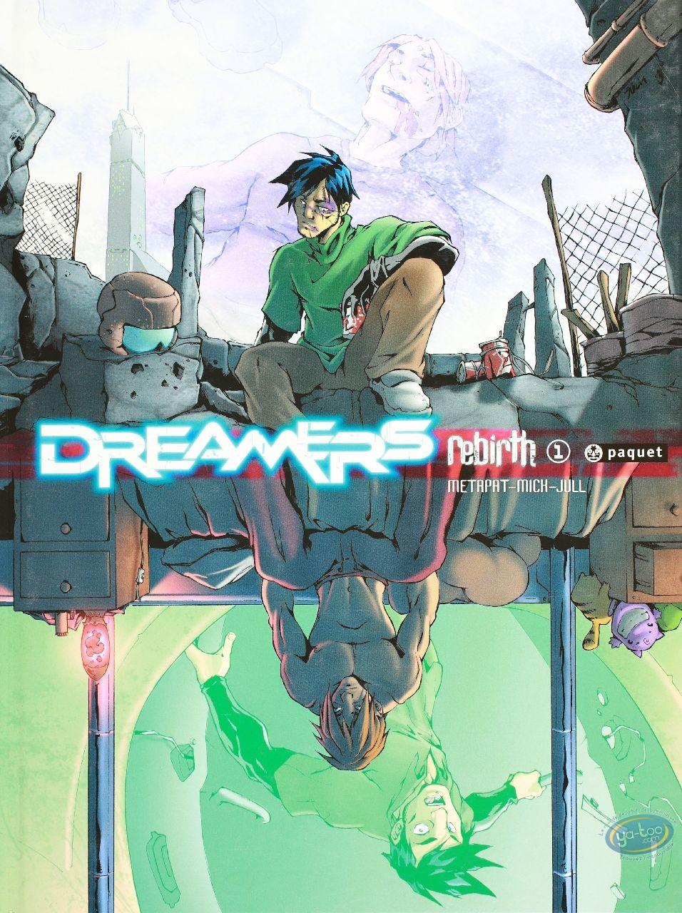 BD occasion, Dreamers : Rebirth