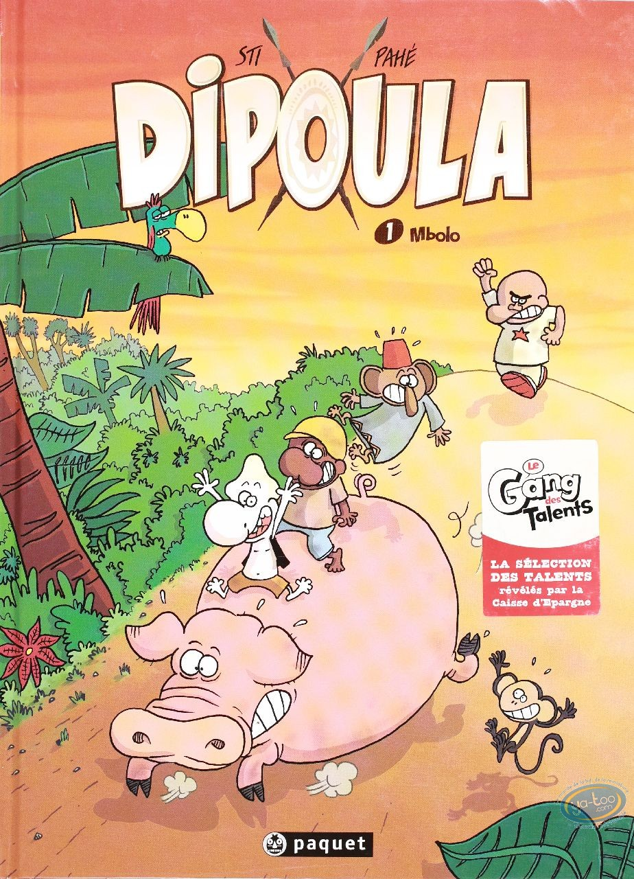 BD occasion, Dipoula : Mbolo