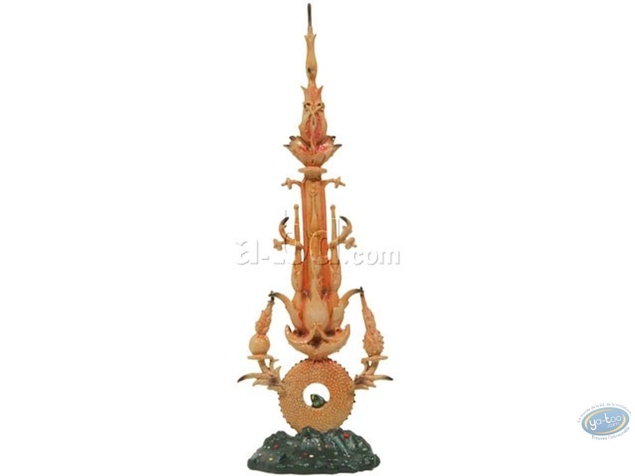 Statuette résine, Tableaux en 3D : Jheronymus Bosch - Fontaine de paradis