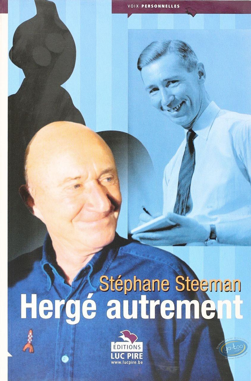 Monographie, Hergé autrement : Hergé autrement