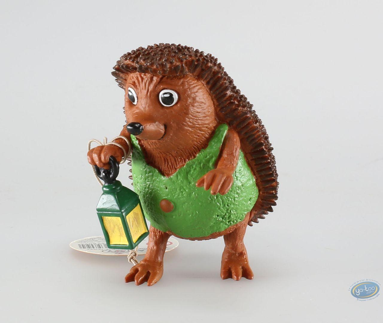 Figurine plastique, Drôles de Petites Bêtes : Samson le hérisson