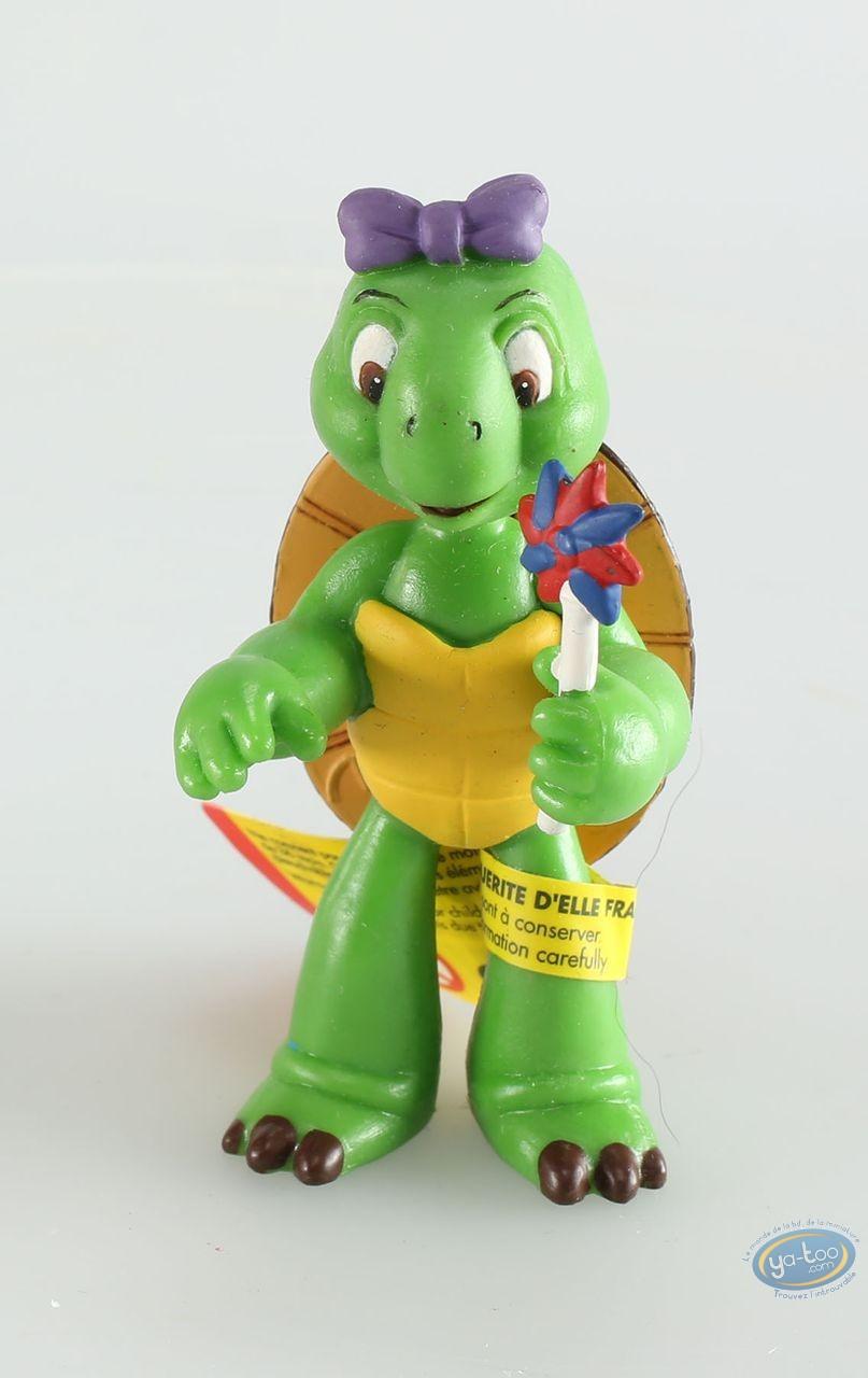 Figurine plastique, Franklin : Harriet