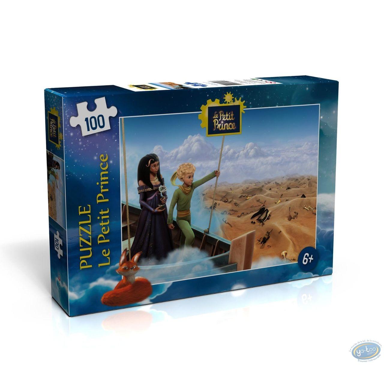 Jouet, Petit Prince (Le) : Puzzle 100 pièces - Le désert