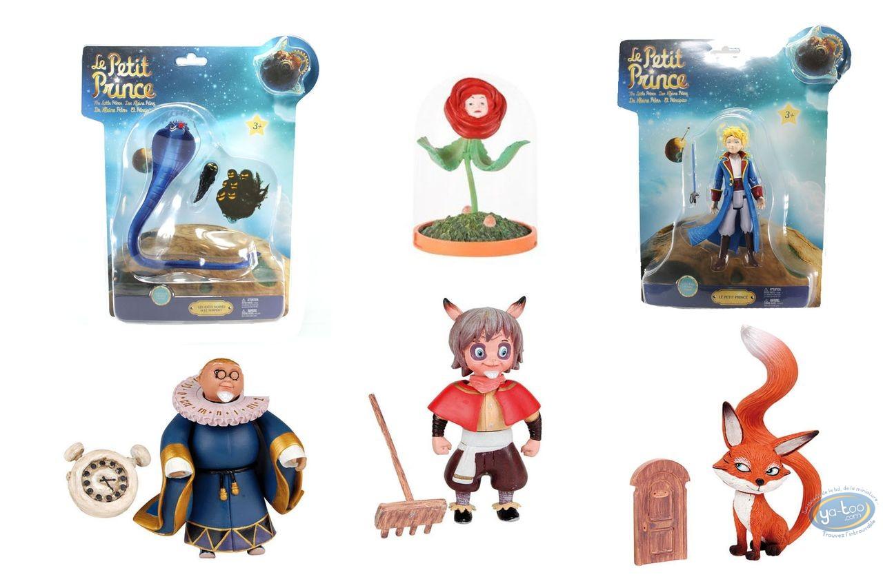 Action Figure, Petit Prince (Le) : Le Petit Prince : Lot de 6