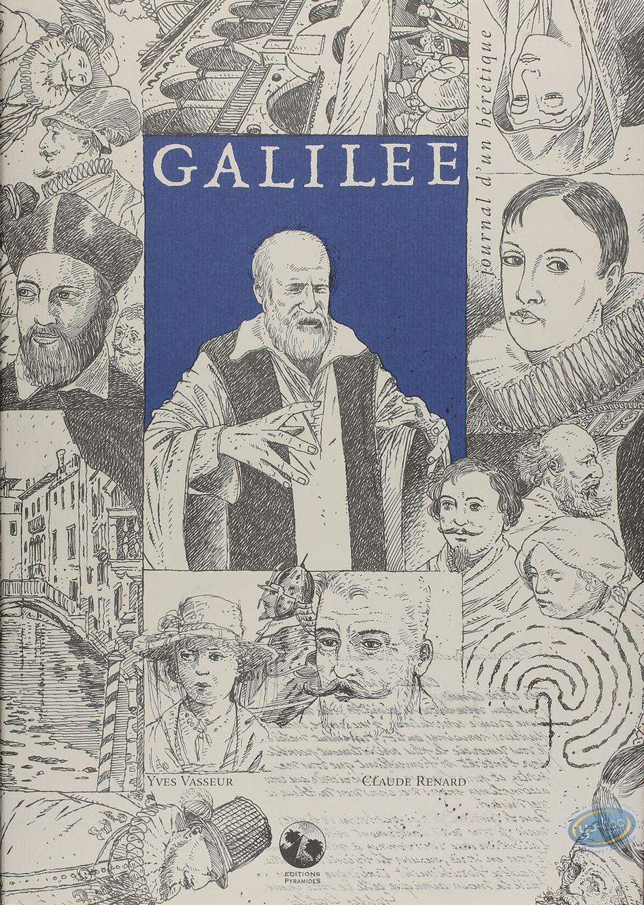 Tirage de tête, Galilée : Galilée + Ex-libris Suite et Madrigal