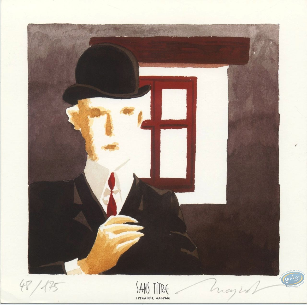 Ex-libris Offset, Monsieur Khol : Moynot, Monsieur Khol