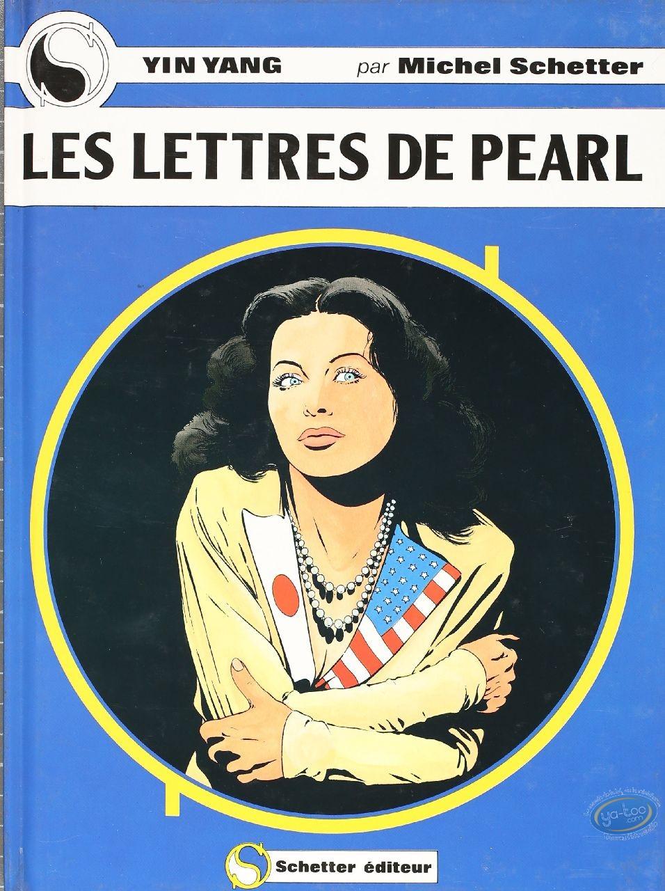BD occasion, Lettres de Pearl (Les) : Les lettres de Pearl