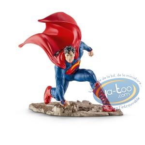 Statuette PVC, Superman : Superman genou à terre