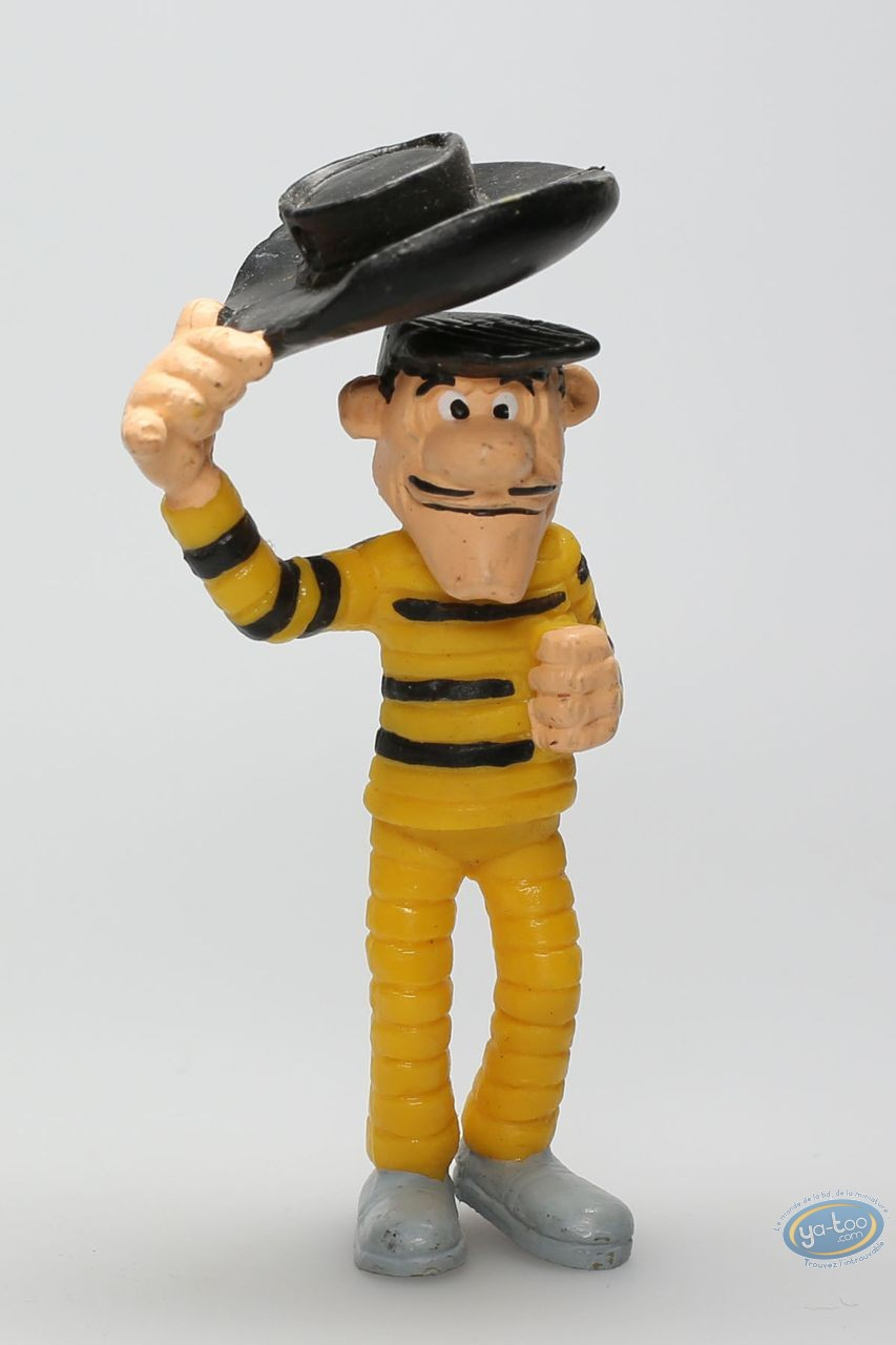 Figurine plastique, Lucky Luke : Averell Dalton saluant
